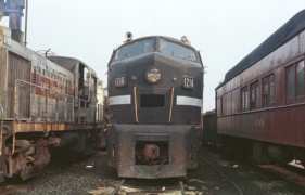 1216 - Brier Hill Engine Terminal